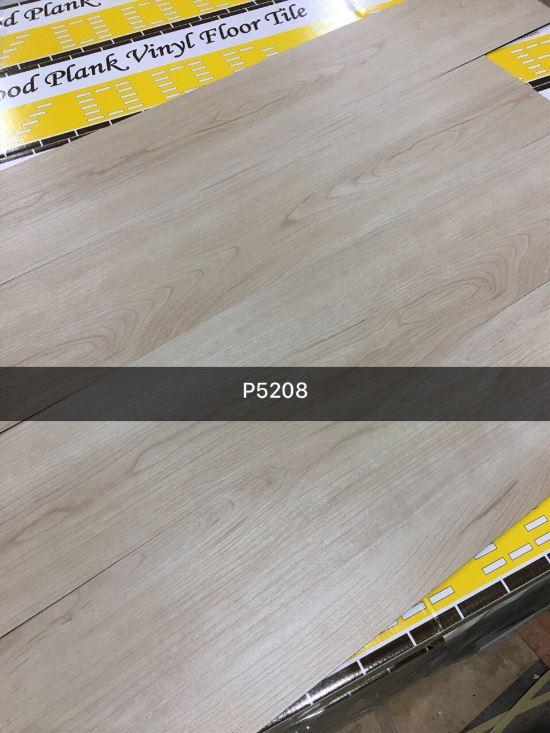 Sàn nhựa TAIWAN - Sàn nhựa Vinyl vân gỗ 8